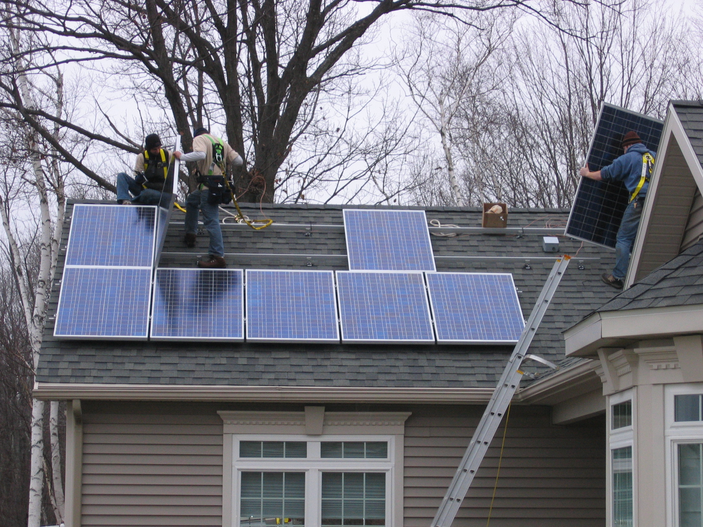 Cost to install solar panels on roof - Cost To Install Solar Panels On Roof 44
